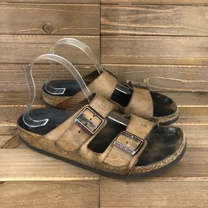 Birkenstock Arizona Classic Leather Sandals 11